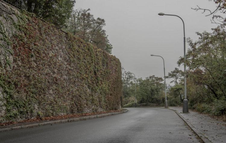 Vilová štvrť v Barrandove