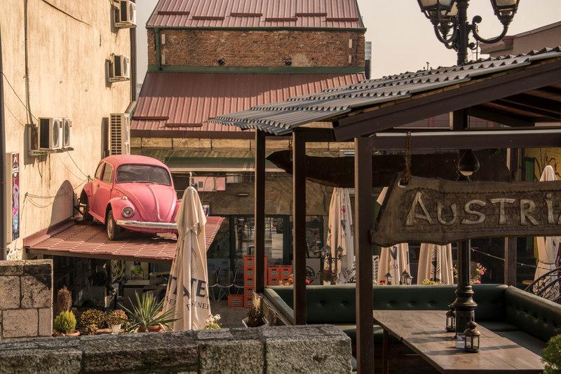 Skopje VW Beetle