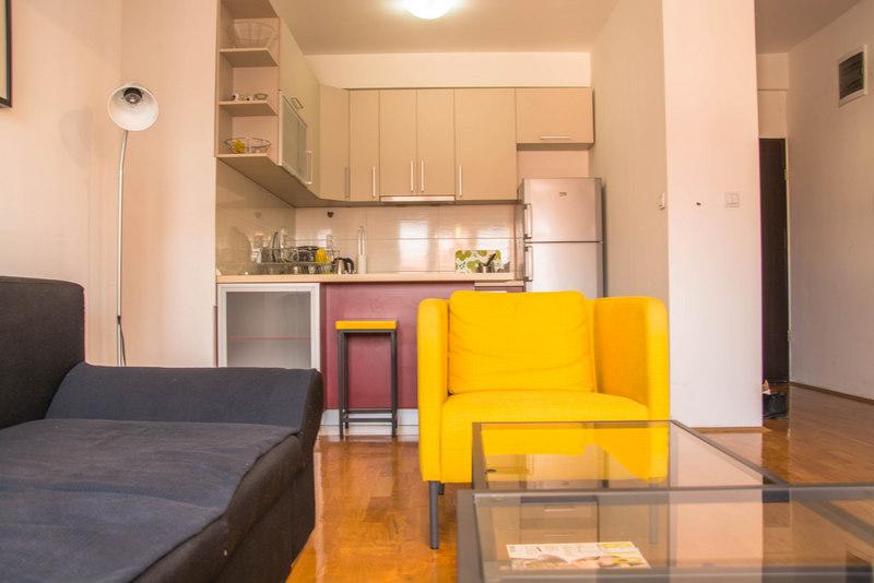 Skúsenosti s Airbnb: Ubytovanie v Skopje
