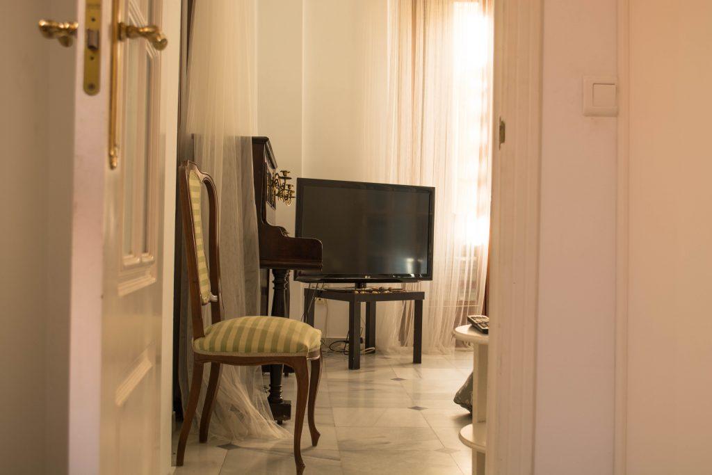 airbnb ubytovanie v malage