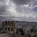 akropola divadlo atény