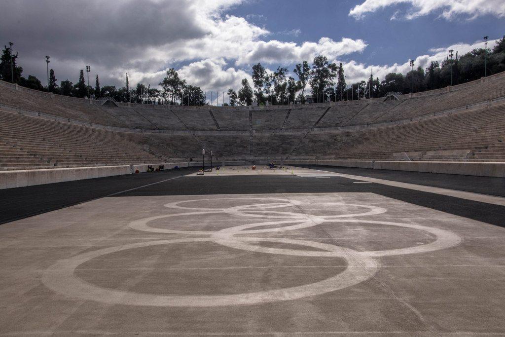 olympijský štadión atény