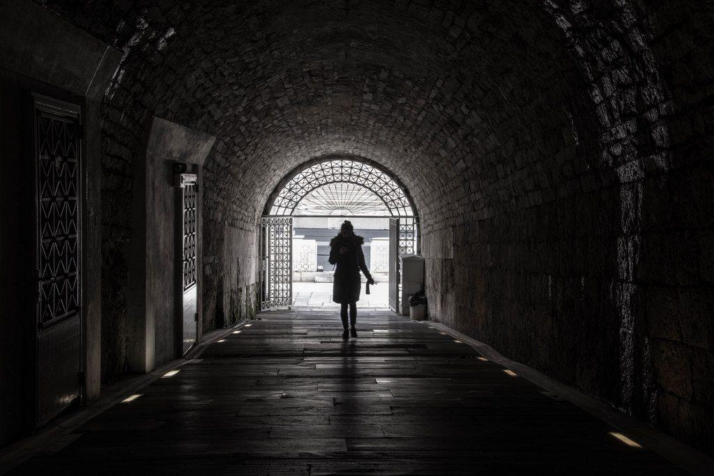 tunel na olympijskom štadióne