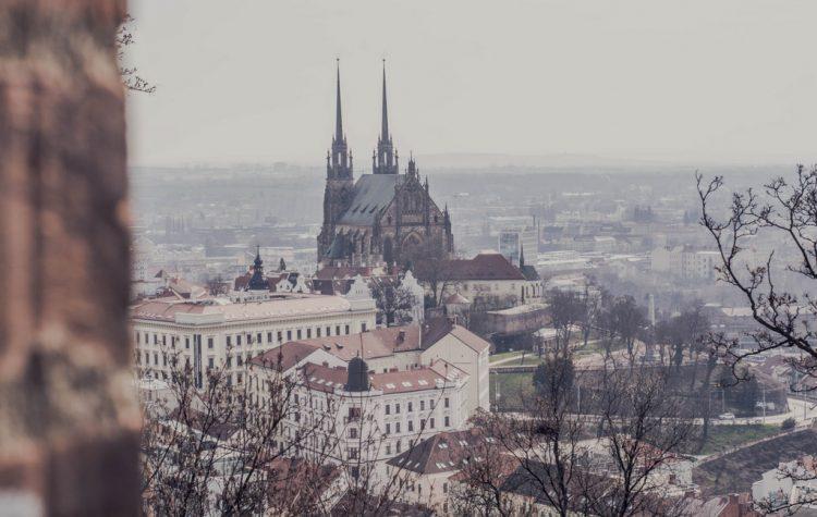 brno katedrála