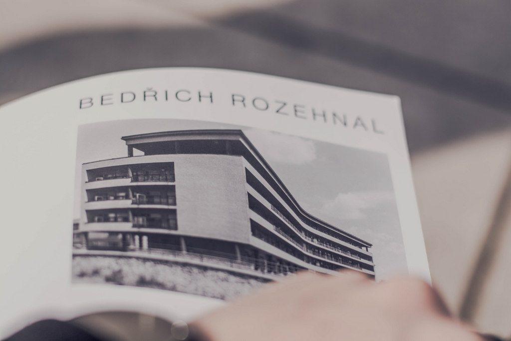 bedrich rozehnal kniha funkcionalizmus