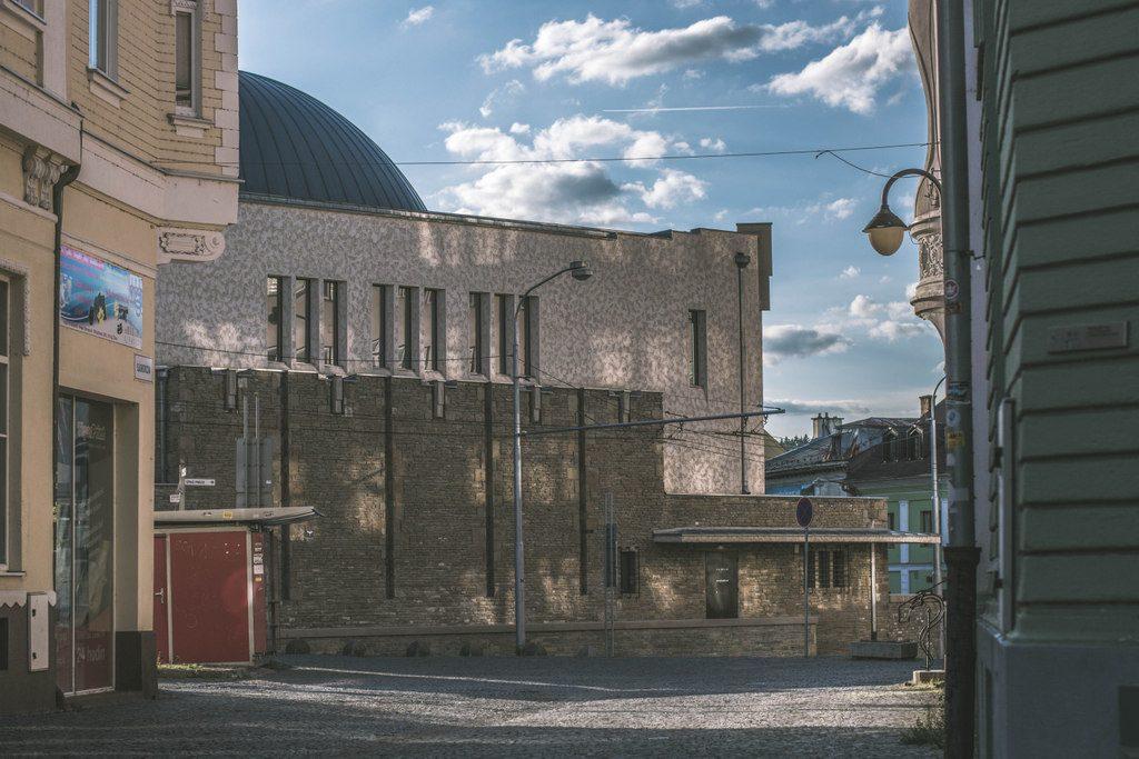 nova synagoga žilina