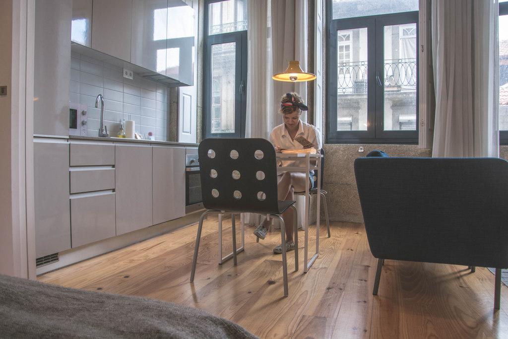 apartman porto airbnb skúsenosti