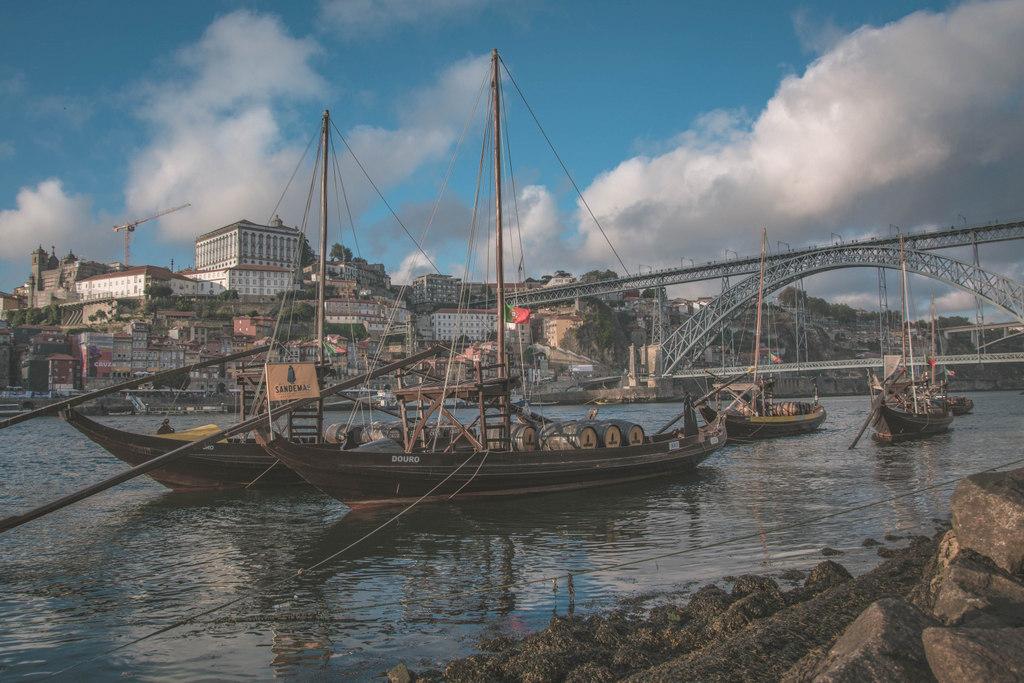 pont de luis porto