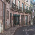 ulica v lisabone