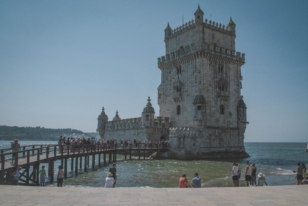 lisabon Torre de Belém