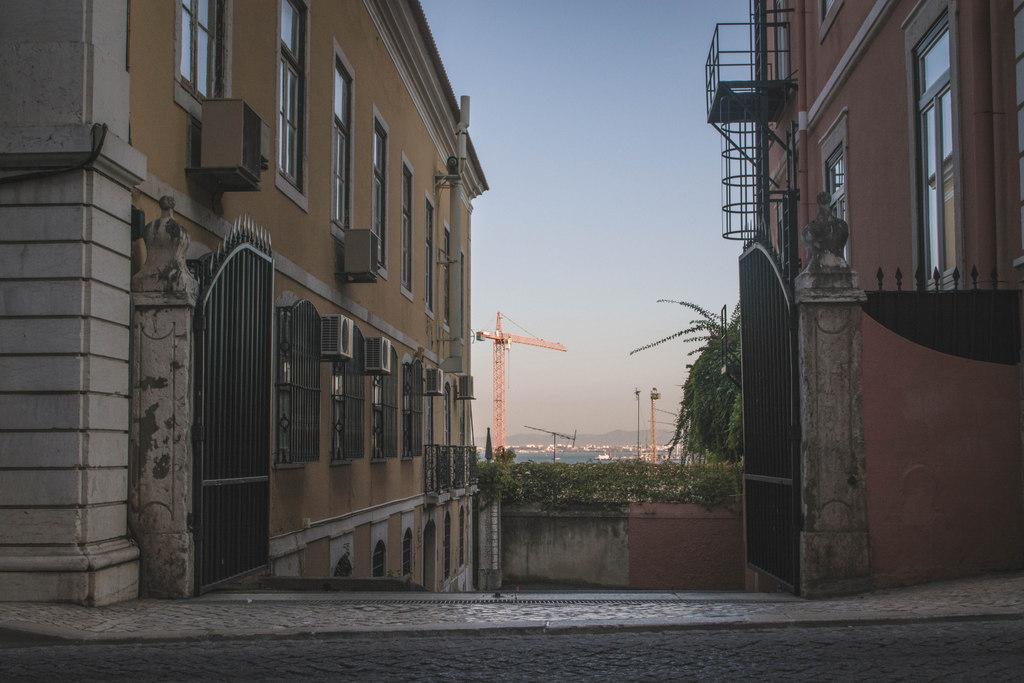ulice lisabon