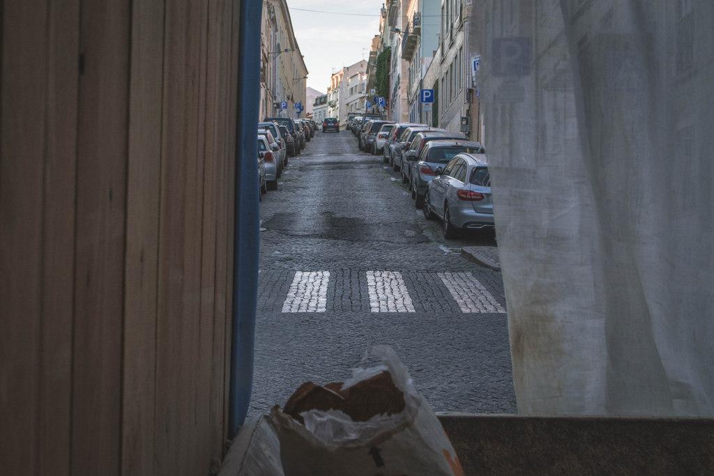atmosféra lisabon ulice