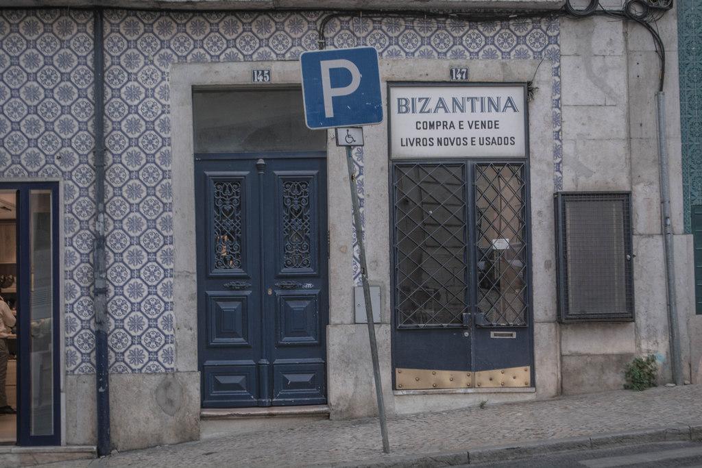 dvere ulice lisabon