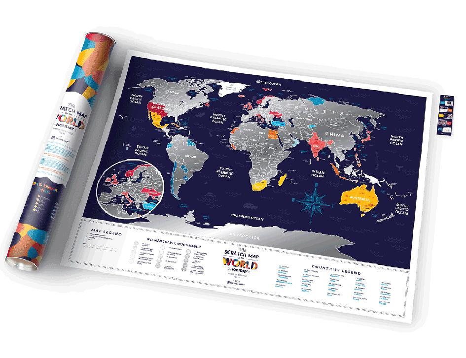Stieracia mapa zo ZOOTu
