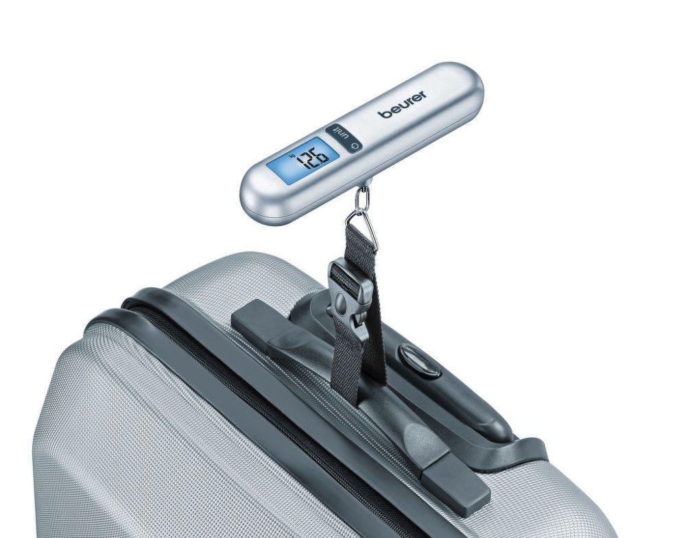 Prenosná váha na batožinu