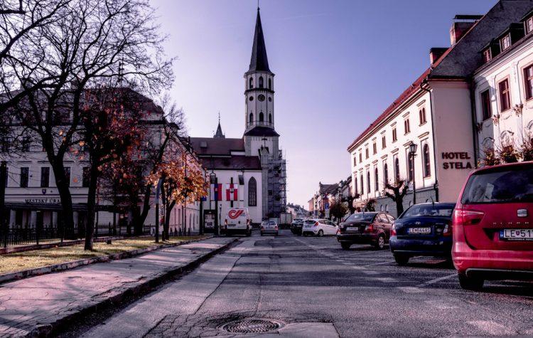kostol sv. jakuba v levoči