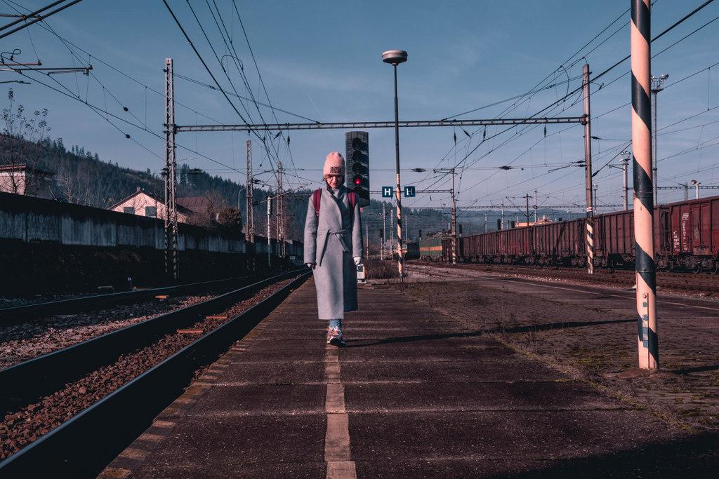 železničná stanica čadca 5