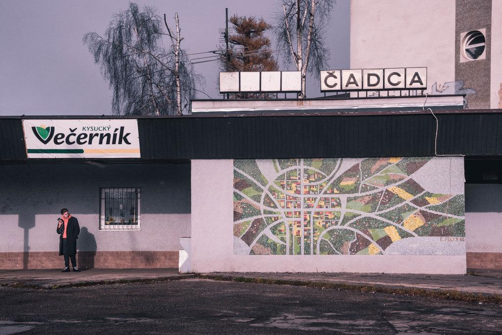autobusová stanica čadca