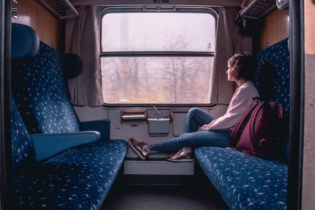 cesta vlakom do čadce
