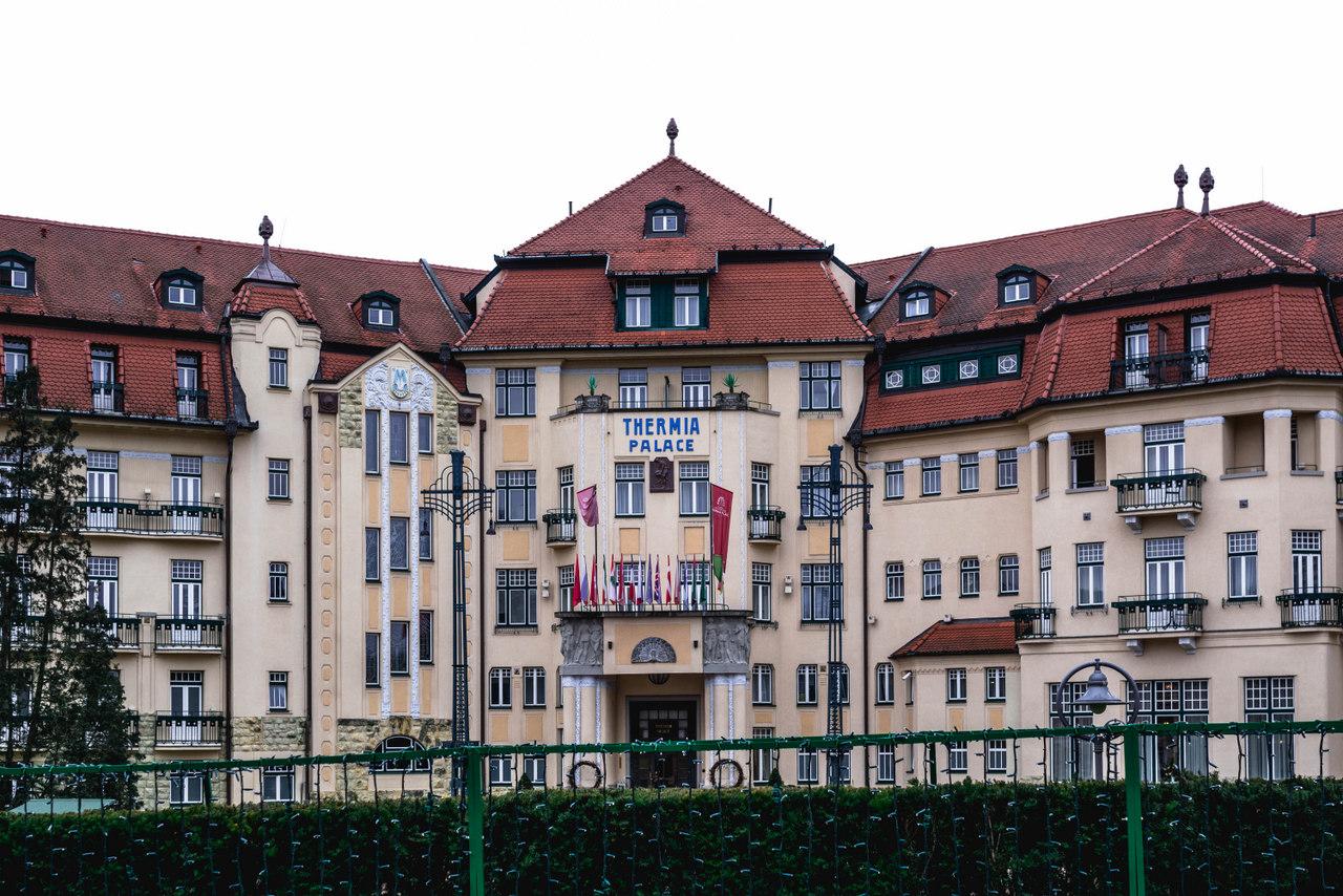 Thermia Palace v Piešťanoch