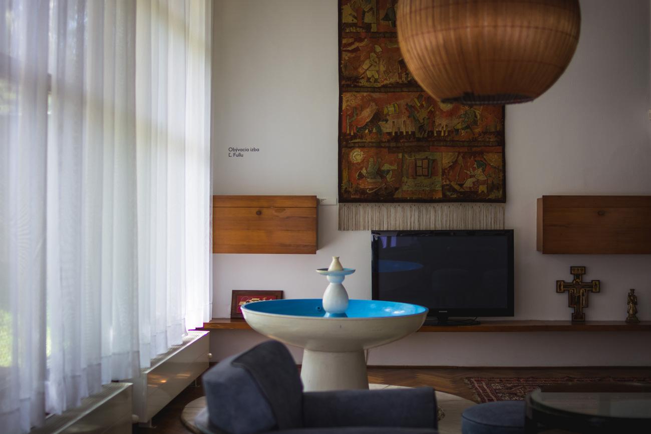obývacia izba ľudovíta fullu ružomberok