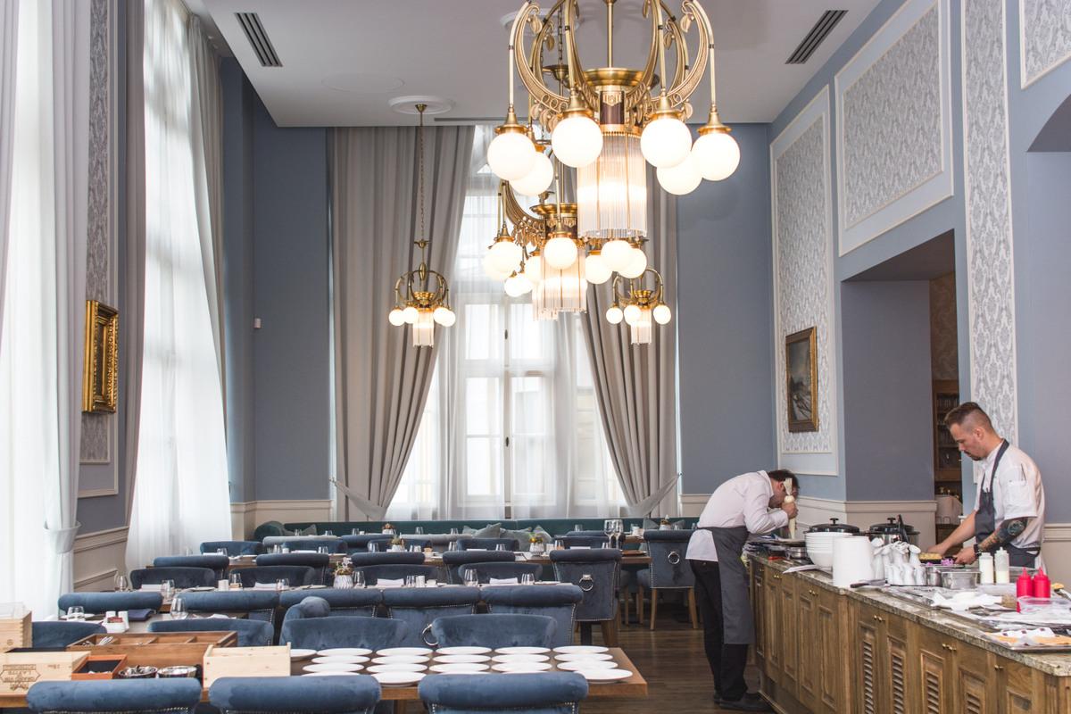 reštaurácia sissi hotel lomnica